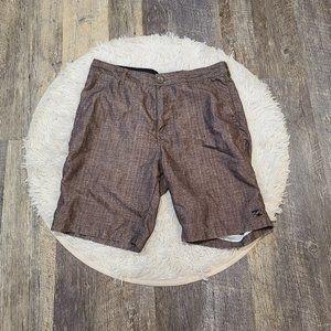 Billabong Men's Brown Board Shorts